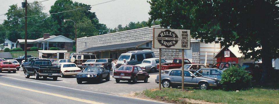 1988 Grand Opening